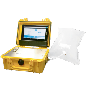 Odortracker portable TR8 pour H2S et NH3