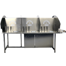 Olfactomètre de laboratoire automatisé 6 postes : SS600