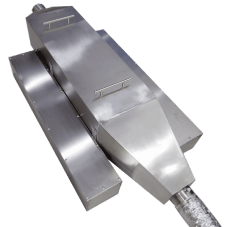 Echantillonneur portable d'odeur : SW60 avec tunnel ventilé
