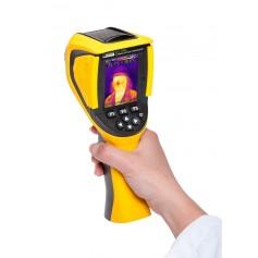 Caméra thermique détection température corporelle 30 à 45°C : CA 1900