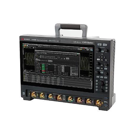 Oscilloscope 8 voies 2,5 GHz 16 GGSa/s : Infiniium Série EXR