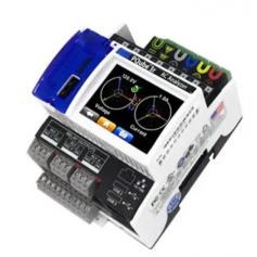 Analyseur de puissance ultra précis et contrôleur polyvalent : PQUBE 3r