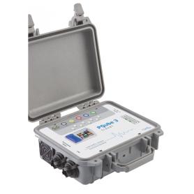 Analyseur de puissance dédié aux réseaux électriques portatif : PQUBE 3 PORTABLE