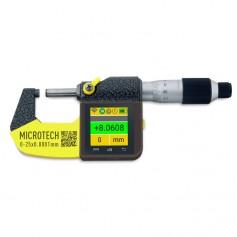 Micrometre numérique avec mémorisation