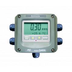 Analyseur d'ammoniac NH3 dissous dans les eaux : Q46N