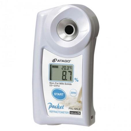 Réfractomètre numérique lait : PAL-MILK