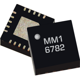 Mélangeur double-équilibrage GaAs MMIC : Série MM1-1453