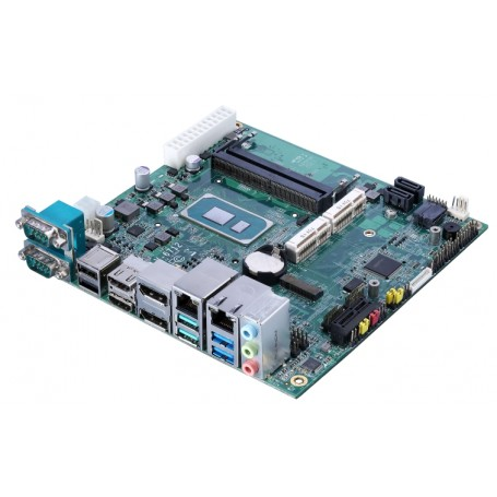 Carte-mère Mini-ITX : LV-6712