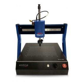 Scanner champs électromagnétique haute résolution 4D 100 μm : SCN-500