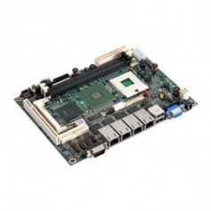 Intel Core Duo / Core Solo Miniboard with 4 Gigabit Ethernet : LS570
