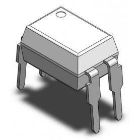 Optocoupleur miniature à 4 broches, entrée DC : Série CT815