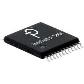 Circuit intégré de commutation Flyback à sorties multiples et FluxLink : InnoSwitch3-MX