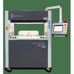 Machine d'électrofilage (electrospinning) semi-industriel : PE-550
