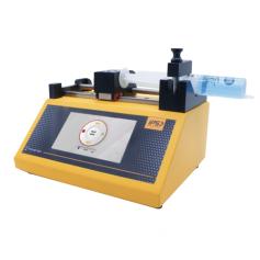 Pompe seringue à écran tactile : série IPS