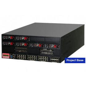 Système de serveur monté en rack 4U : ZEUS-PUR0