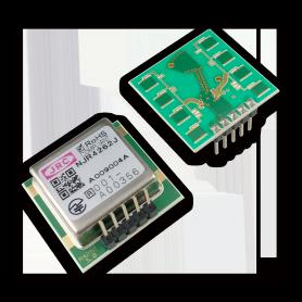 Module Doppler (détecteur de mouvement) à 24 GHz -Analogique- : série NJR4262