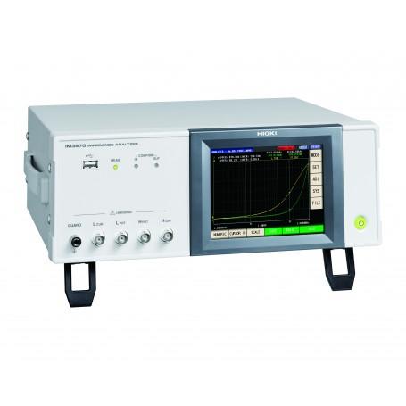 Analyseur d'impédance de 4Hz à 5MHz : IM3570