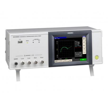 Analyseur d'impédance chimique de 1mHz à 200kHz : IM3590