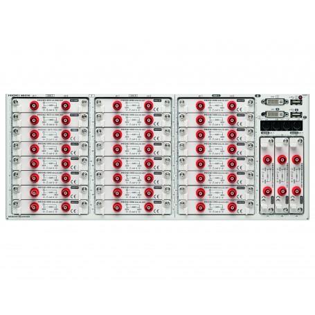 Centrale d'acquisition 20 Méch/s 54 voies : MR8740 / MR8741
