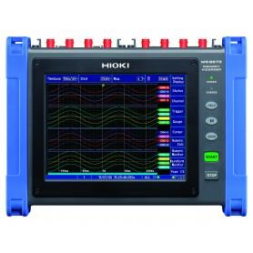 MR8875 : Enregistreur tactile portable et robuste de 1 à 64 voies