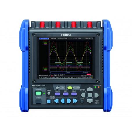MR8880-20 : Enregistreur de données portable durci