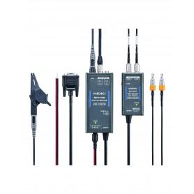 Mesure sans contact avec le métal : capteurs bus CAN HIOKI SP7000 avec sondes de mesure