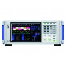 Analyseur de puissance DC, 0,1 Hz à 2 MHz - Précision de 0,02% : PW6001