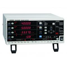 Analyseur de puissance sur 3 phases AC/DC : PW3336 / PW3337