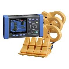 Enregistreur et wattmètre avec pince non métallique et sans contact : PW3365-20