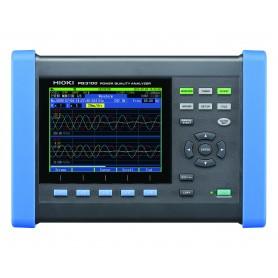 Analyseur de puissance triphasée 1000 V RMS ou DC : PQ3100