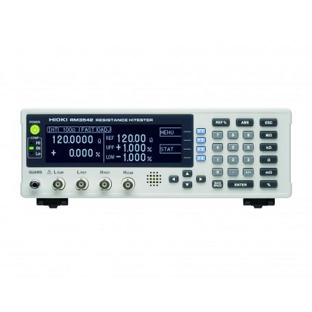 Testeur de batterie 0,9 ms : Resistance HiTESTER RM3542
