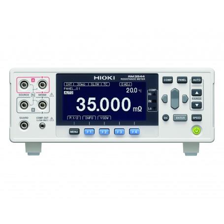 Milliohmmètre de laboratoire haute précision : RM3544