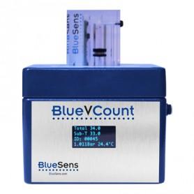 Analyseur de volume de gaz : BlueVCount