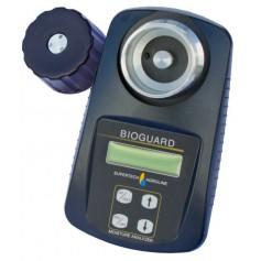 Humidimètre portable biocarburants, granulés de bois et sciure : BIOGUARD