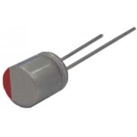 Condensateur Radial Polymère Aluminium : Série PZ