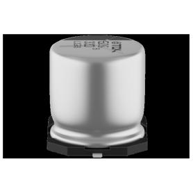 Condensateur électrolytique polymère hybride avec faible ESR : Série B40900