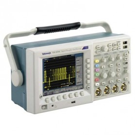 Oscilloscope Portable 2 voies - 100MHz : TDS3012C