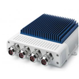 Enregistreur spectral RF dédié à la géolocalisation 8 GHz : Node 100-8