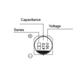 Condensateur Electrolytique CMS Haute Tension : Série TKL