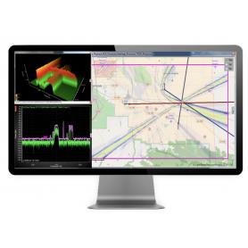 Logiciel de surveillance et de géolocalisation en temps réel : RFEYE Site