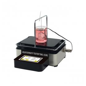Densimètre à écran tactile pour produit liquide type : TWS-153G/300G