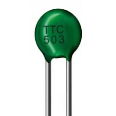 Thermistance NTC en Plomb de Ф5 mm :Série TTC05