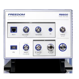 Analyseur de spectre radio HUB de table : R8600