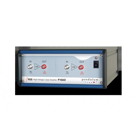 Amplificateur de tension, 2 voies, 10x, ±100V 185mA : F10AD