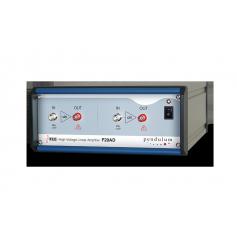 Amplificateur de tension, 2 voies, 20x, ±150V 150mA : F20AD