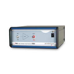 Amplificateur de tension, 1 voie, 10x, ±100V 1A : P200