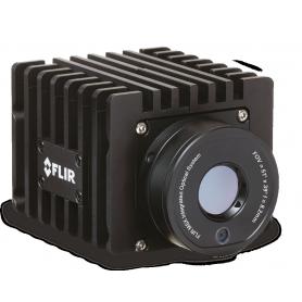 Caméra thermique compacte à flux d'image : FLIR A50/A70