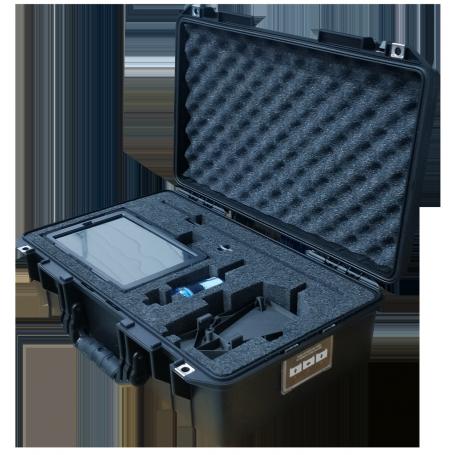 Laboratoire volant d'échantillonnage d'air ambiant : DR2000