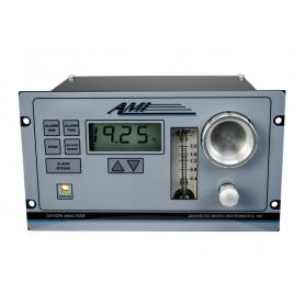 Analyseur fixe trace oxygène O2 en % : Model 201RSP