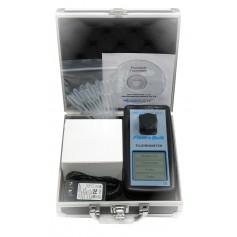 Fluorimètre portable : détection de pétrole brut et des HAP dans les eaux
